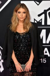 Ashley Benson – 2015 MTV European Music Awards in Milan, Italy
