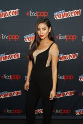Ashley Benson, Lucy Hale, Shay Mitchell - New York Comic-Con PLL Panel and Signing, October 2015