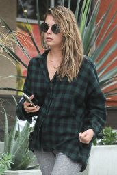Ashley Benson - Out in Los Angeles, October 2015