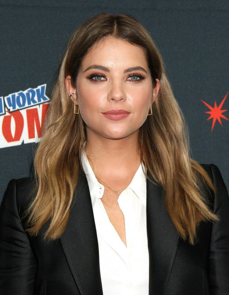 Ashley Benson Pretty Little Liars New York Comic Con