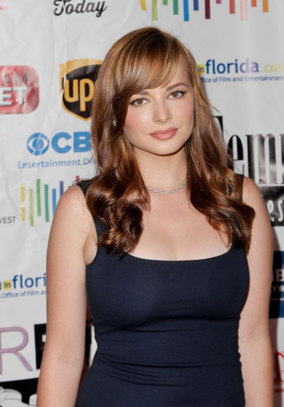Ashley Rickards - 2015 LA Femme International Film Festival Awards Gala