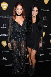 Ashley Tisdale and Vanessa Hudgens - 2015 Guitar Hero Live Launch Party
