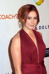 Ashley Tisdale - CoachArt Gala of Champions in Beverly Hills, October 2015