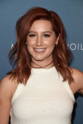 Ashley Tisdale – Variety's Power Of Women Luncheon in Beverly Hills, October 2015