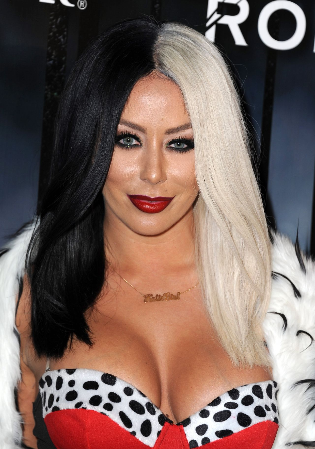 Aubrey O'Day - The Official MAXIM Halloween Party in Beverly Hills ...