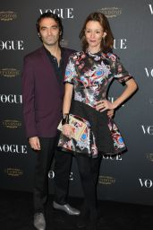 Audrey Marnay - Vogue 95th Anniversary Party in Paris