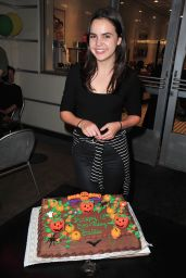 Bailee Madison - at her Sweet 16 Birthday Party at Knott