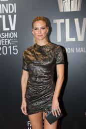 Bar Refaeli - Gindi TLV Fashion Week 2015 at TLV Fashion Mall in Tel Aviv - Opening Show