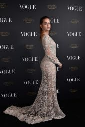 Barbara Palvin - Vogue 95th Anniversary Party in Paris