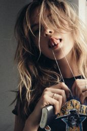 Behati Prinsloo - Photoshoot for So It Goes Magazine #6 October 2015