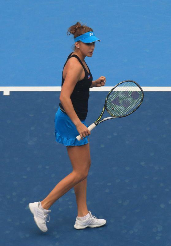 Belinda Bencic - 2015 China Open in Beijing
