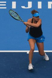 Belinda Bencic - 2015 China Open in Beijing