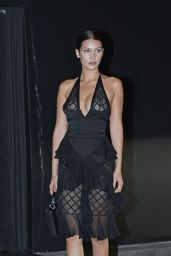 Bella Hadid - Vogue 95th Anniversary Party in Paris