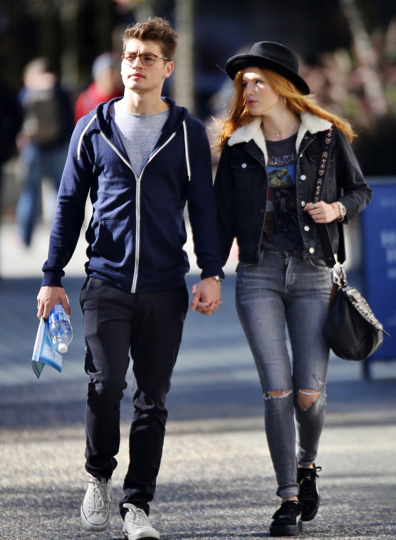 Bella Thorne and Boyfr... Nicole Scherzinger Boyfriend List
