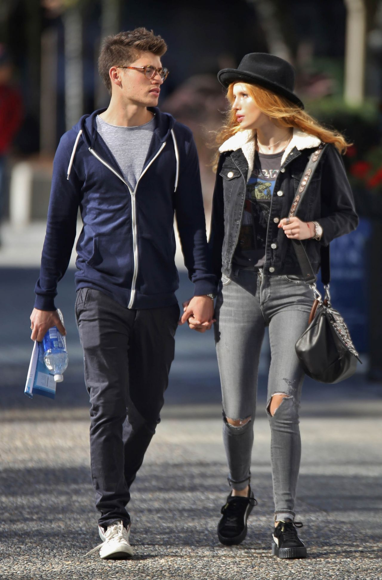 Bella Thorne and Boyfr... Nicole Scherzinger Boyfriend