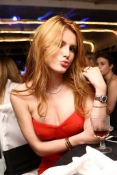 Bella Thorne - At Her 18th Birthday Party on a Yacht in Los Angeles