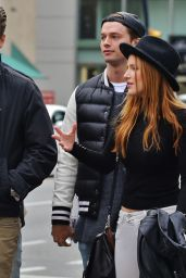 Bella Thorne - Out in Vancouver, October 2015