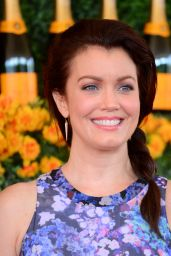Bellamy Young – 2015 Veuve Clicquot Polo Classic in Pacific Palisades