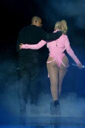 Beyonce and Nicki Minaj - Tidal Concert in New York, October 2015