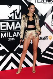 Bianca Balti - 2015 MTV European Music Awards in Milan, Italy