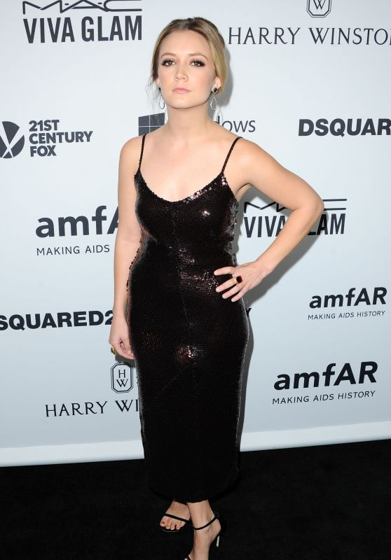 Billie Catherine Lourd – 2015 amfAR's Inspiration Gala Los Angeles in Hollywood