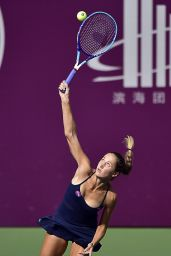 Bojana Jovanovski – 2015 Tianjin Open in China – Quarter-Final