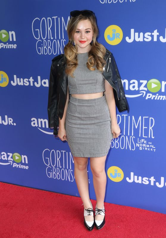 Brec Bassinger – Just Jared 2015 Fall Fun Day in Los Angeles