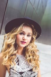 Brec Bassinger - NKD Magazine #52 October 2015 Issue