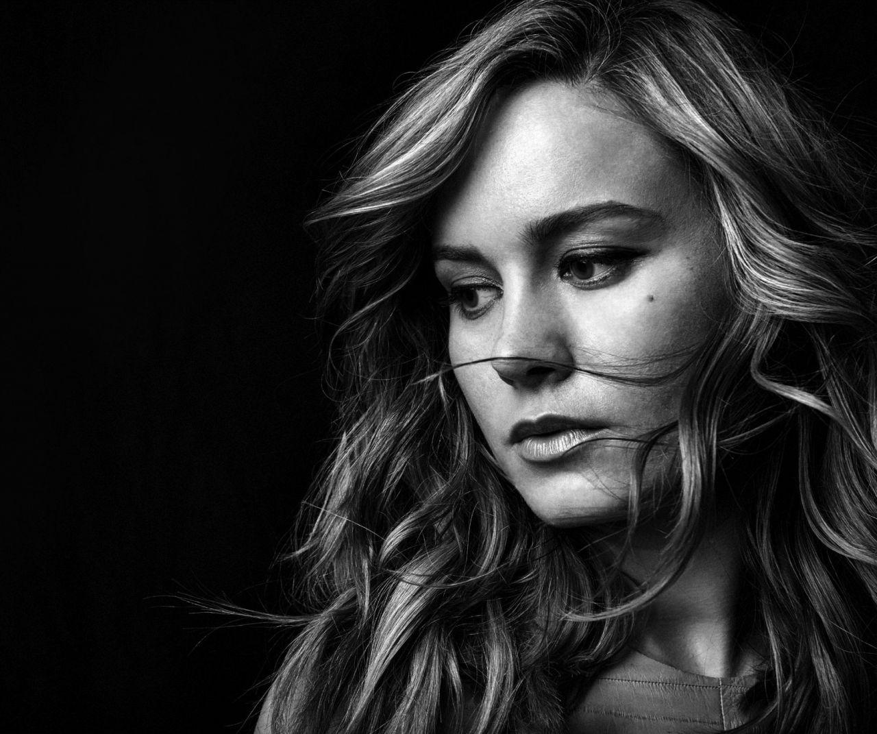 larson shoot Brie photo
