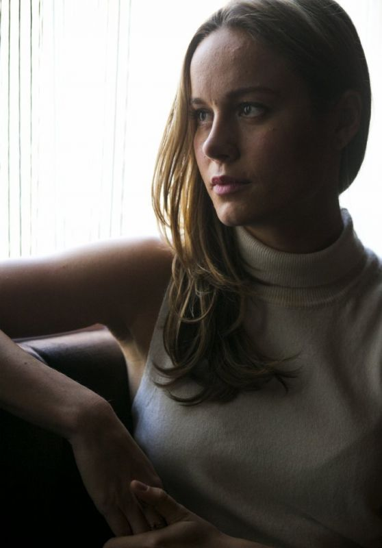 Brie Larson - Photoshoot for RedEye 2015