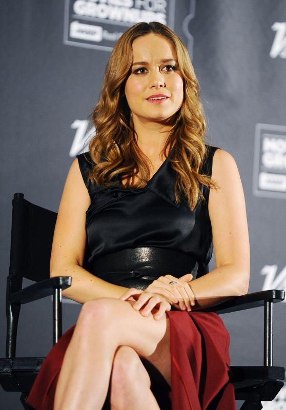 Brie Larson - Room Screening and Q&A in Hollywood, October 2015