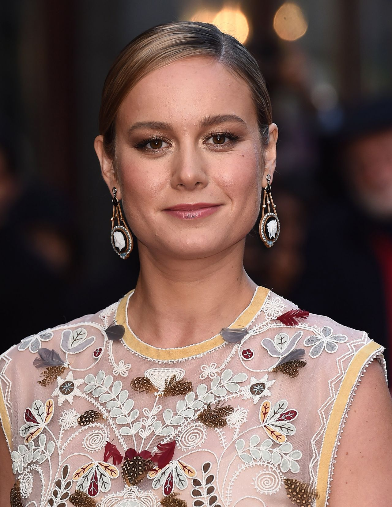 Brie Larson Room Screening Bfi London Film Festival