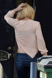 Britney Spears at a Recording Studio in Calabasas, October 2015
