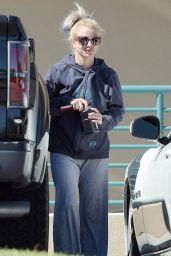 Britney Spears - Leaving a Recording Studio in Westlake Village, October 2015