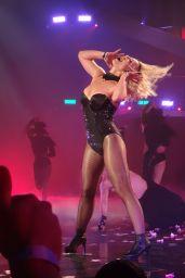 Britney Spears - Performing in Las Vegas, October 2015