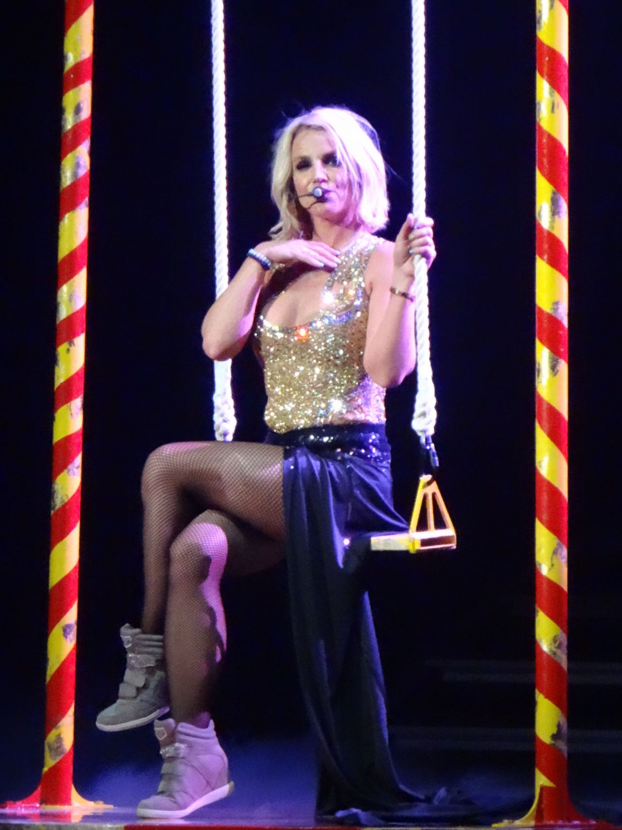 Britney Spears - Performing in Las Vegas, October 2015 Britney Spears Las Vegas