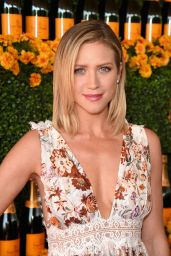 Brittany Snow – 2015 Veuve Clicquot Polo Classic in Pacific Palisades