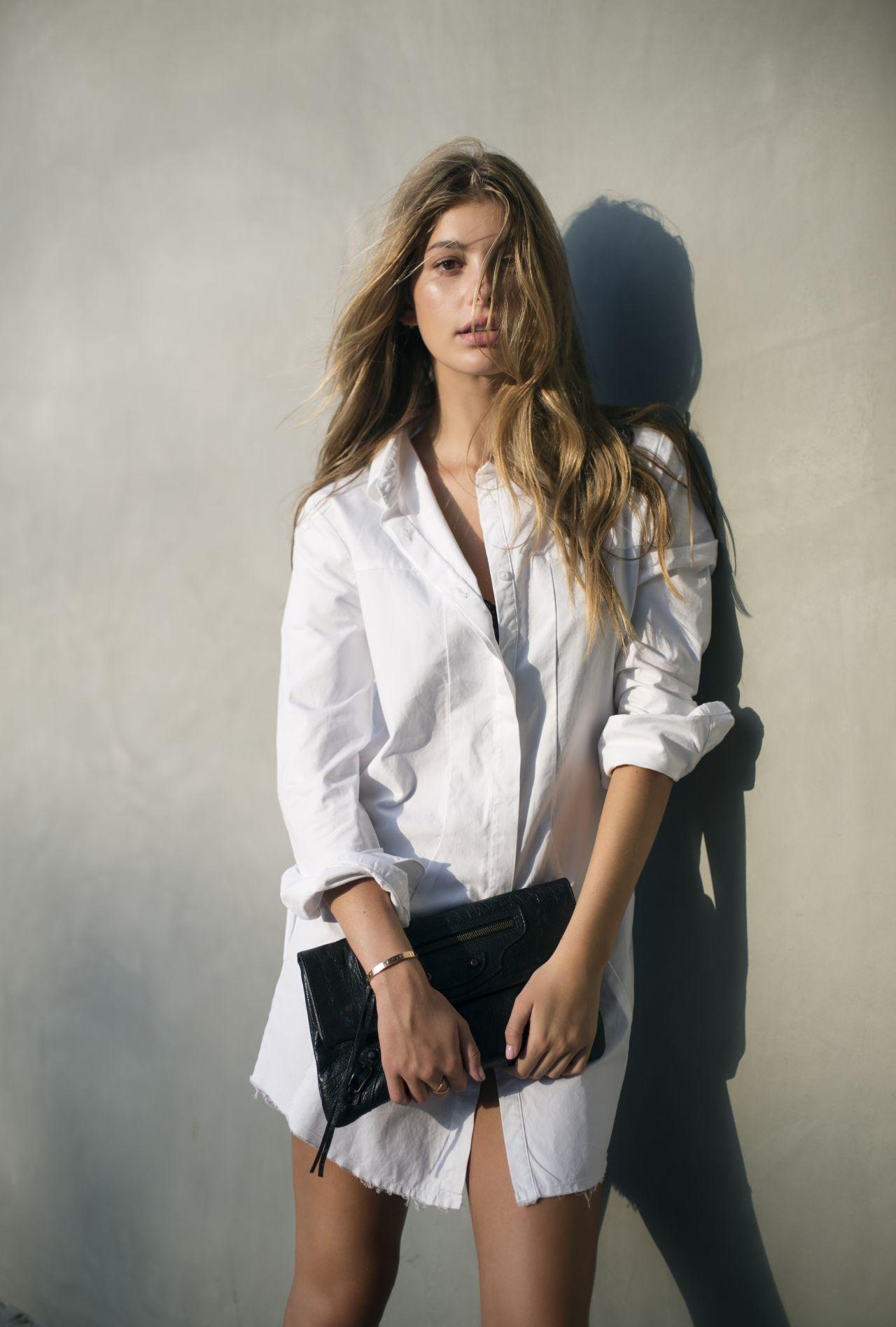 Camila Morrone Photoshoot 2015