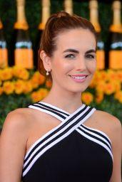 Camilla Belle – 2015 Veuve Clicquot Polo Classic in Pacific Palisades