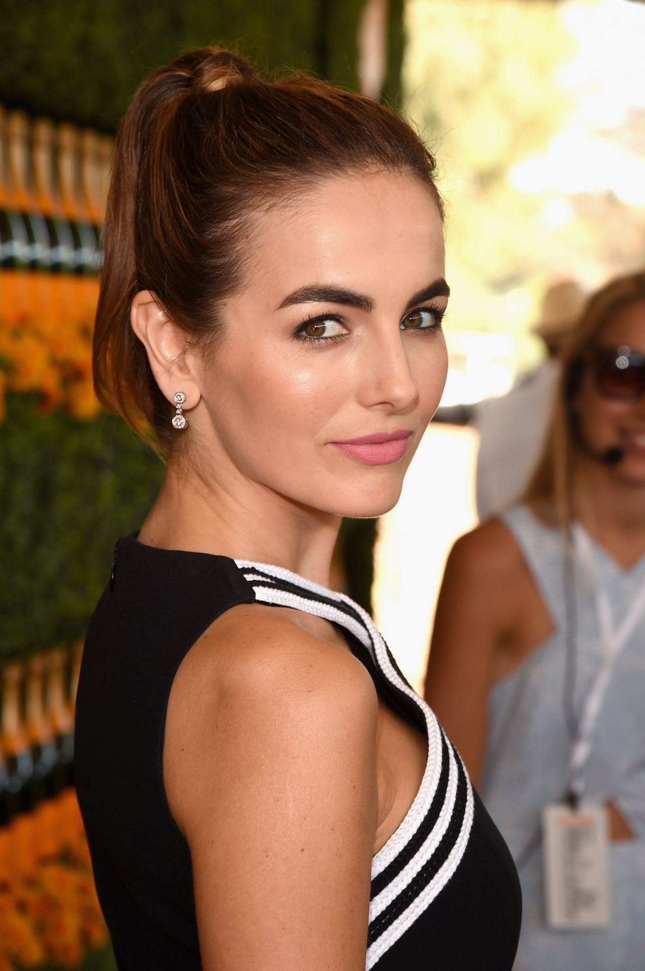 camilla belle 2015 veuve clicquot polo classic in