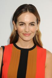 Camilla Belle - Distinguished Women In The Arts Luncheon in Beverly Hills, October 2015