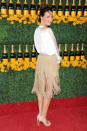 Camilla Luddington - 2015 Veuve Clicquot Polo Classic in Pacific Palisades