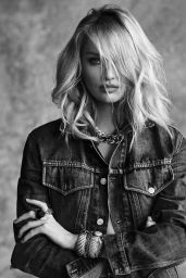 Candice Swanepoel - Photoshoot for My Town Magazine September 2015