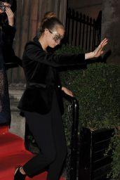 Cara Delevingne and Kendall Jenner - Leaving Eva Cavalli