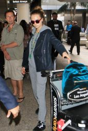 Cara Delevingne at LAX Airport, October 2015