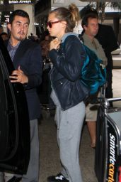 Cara Delevingne at LAX Airport, October 2015