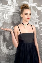 Cara Delevingne - Chanel Exhibition Party in London, October 2015