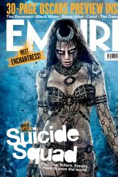Cara Delevingne - Empire Magazine December 2015 Cover