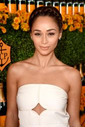 Cara Santana – 2015 Veuve Clicquot Polo Classic in Pacific Palisades