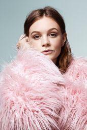 Carey Mulligan - Photoshoot for ELLE Magazine UK November 2015